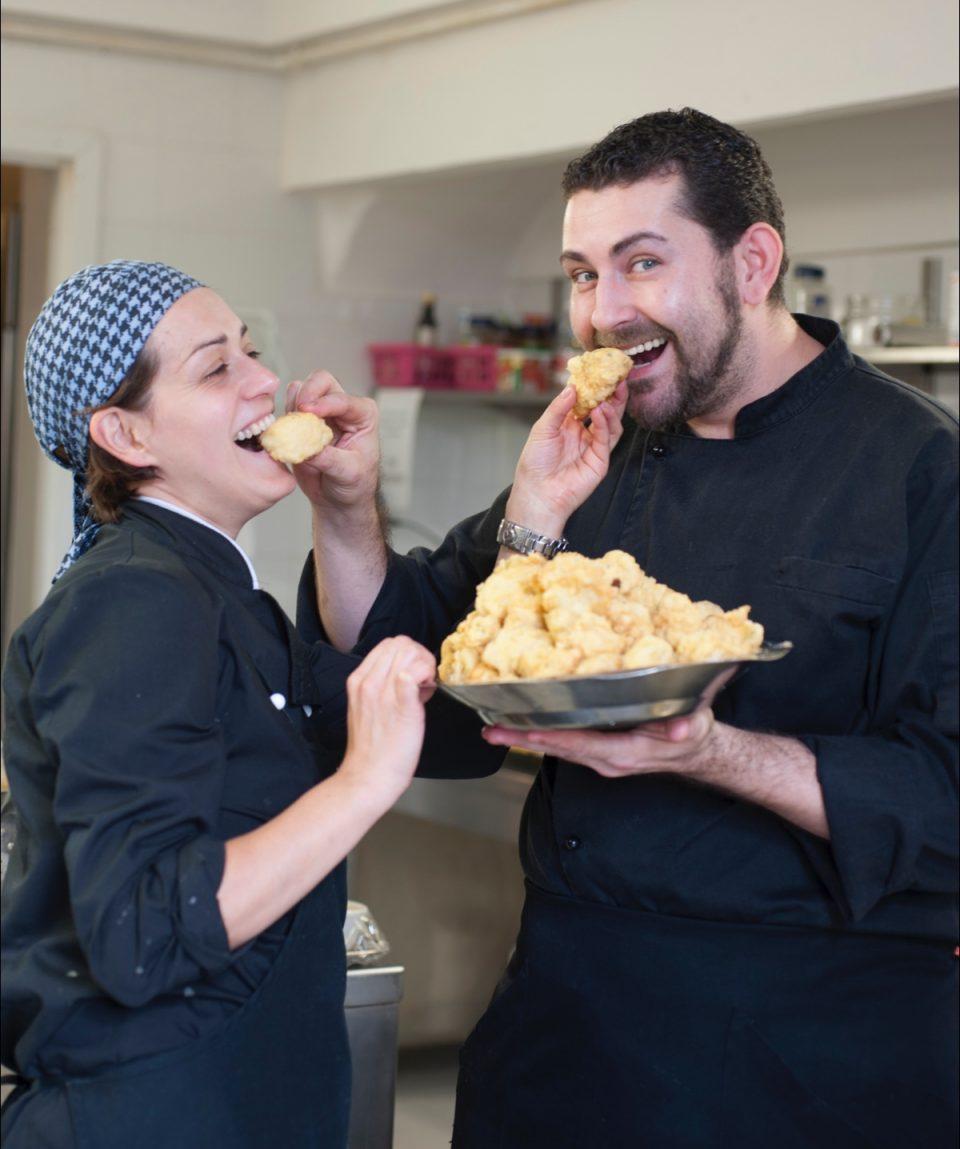 Davide e Marta ristorante di Crea