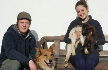 Martina e Lorenzo - la tenuta dal Pastur