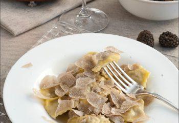 agnolotti del monferrato al tartufo